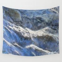storm Wall Tapestries featuring STORM by 7NTHRISE