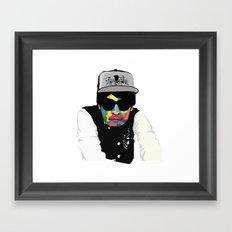 WPAP#2 Framed Art Print