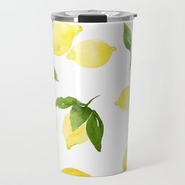 lemon love Travel Mug