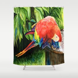 Paying It Forward Shower Curtain
