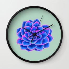 Desert flower 2 Wall Clock