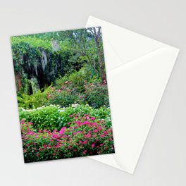 Pergola Garden Stationery Cards