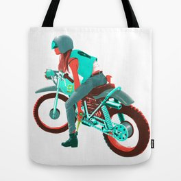 Switchblade Tote Bag