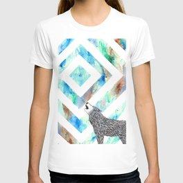 Squared Moon T-shirt
