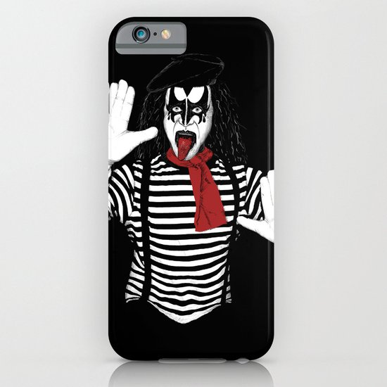 French Kiss iPhone & iPod Case