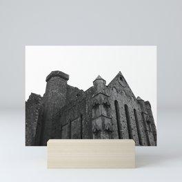 Rock of Cashel, Ireland 01 Mini Art Print