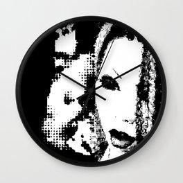 Twns Wall Clock