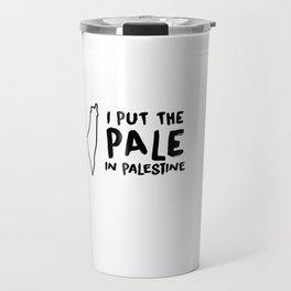 [pale]stinian Travel Mug