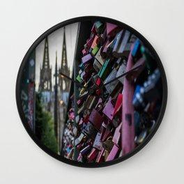 Kranhaus Wall Clock