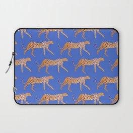 Leopard - Orange Laptop Sleeve