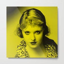 Bette Davis - Celebrity Metal Print