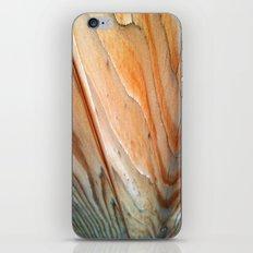 Wood Texture II iPhone & iPod Skin