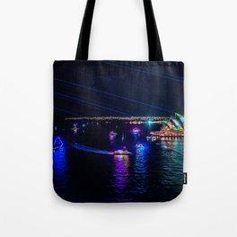 Sydney Vivid Tote Bag