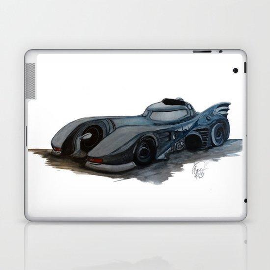 The Batmobile Laptop & iPad Skin