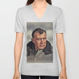 Andy Devine, Actor Unisex V-Neck