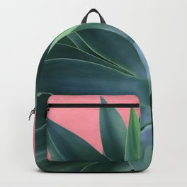 Agave succulent Backpack