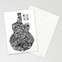 The Rock Show Stationery Cards