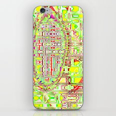 Blimp I iPhone & iPod Skin