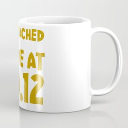 So Detached I Live At Number Twelve Coffee Mug
