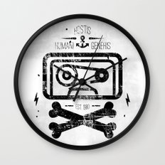 Pirate Tape Wall Clock