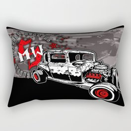 MWS Ratt Rod Rectangular Pillow