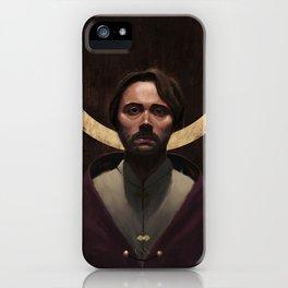 The King's Burden iPhone Case