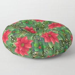 Christmas pattern Floor Pillow