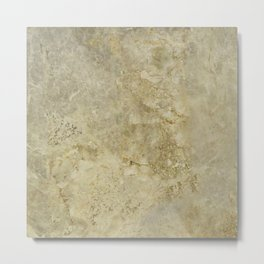 The beauty of marble Metal Print