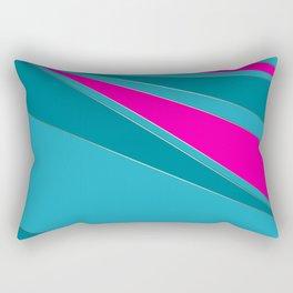 Combined geometric pattern 2 Rectangular Pillow