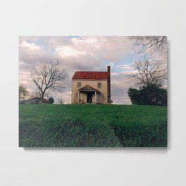 House in Marshall, VA Metal Print