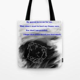 Pitbull Respect Tote Bag