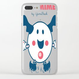 Mr Mime Clear iPhone Case