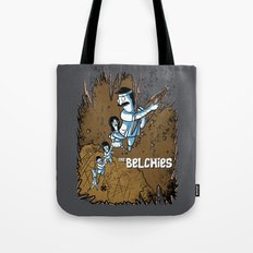 The Belchies Tote Bag