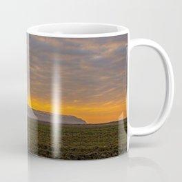 Eyjafjallajökull Sunrise Iceland Coffee Mug