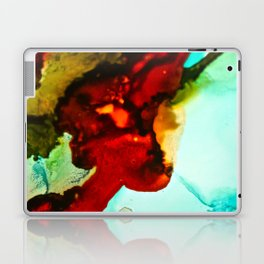 Abstract Lady Laptop & iPad Skin