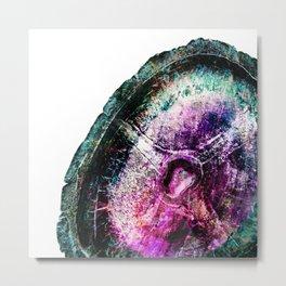 Geode 545 Metal Print