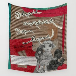 To the Children of the World Wall Tapestry