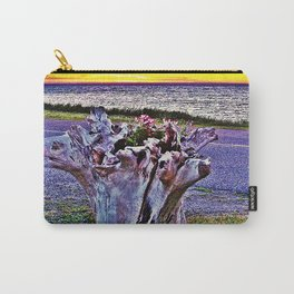 Saturated Driftwood Carry-All Pouch