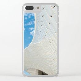 MAAT Lisbon Clear iPhone Case