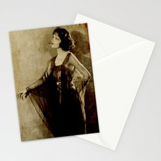 Constance Talmadge Stationery Cards