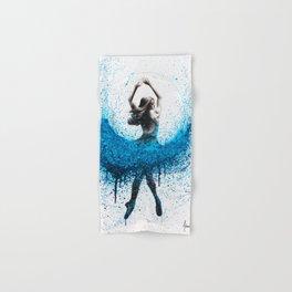 Clair De Lune Ballerina Hand & Bath Towel