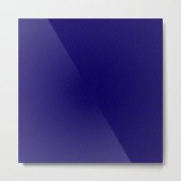 Scottish Fabric High resolution blue Metal Print