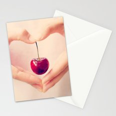 Cherry Love!  Stationery Cards