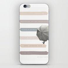 Vague as a Fog iPhone & iPod Skin