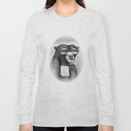 Sun Bear with Shades Long Sleeve T-shirt