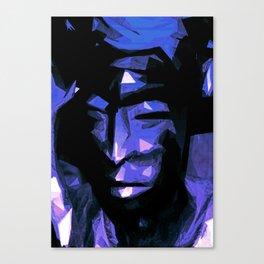 Mystic Oracle Canvas Print