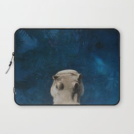Hippo on the Tropic of Capricorn  Laptop Sleeve