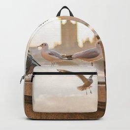 London, Uk Backpack