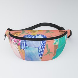 Four peppers Fanny Pack