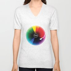 Pantune - The Color of Sound Unisex V-Neck